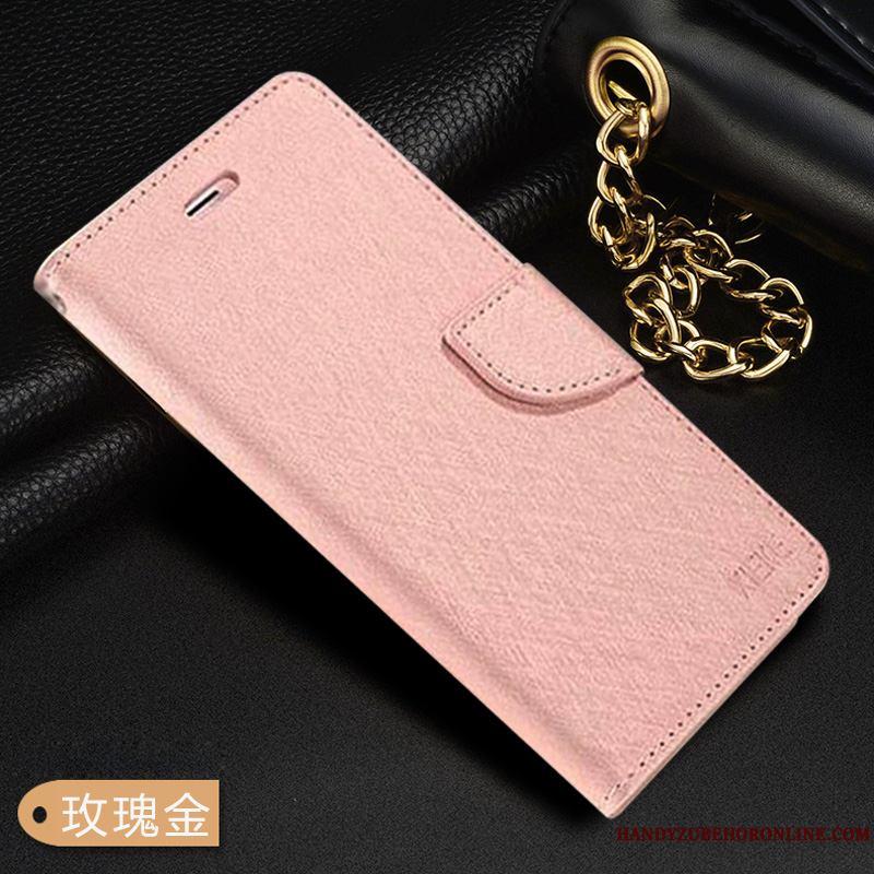 Samsung Galaxy A20e Funda De Cuero Teléfono Móvil Anti-caída Estrellas Paquete De Tarjetas Rojo Folio