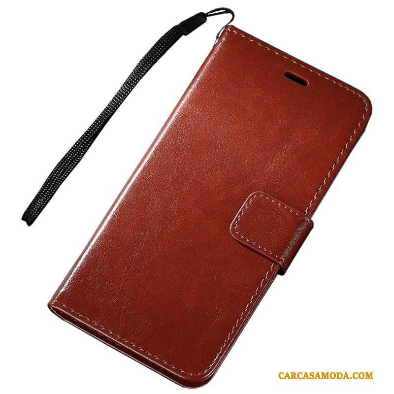 Samsung Galaxy A3 2017 Negro Folio Carcasa Funda Silicona De Cuero Protección Estrellas