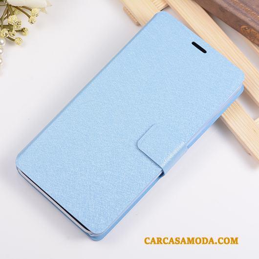 Samsung Galaxy A8 Protección Estrellas Teléfono Móvil Funda De Cuero Rojo Folio Carcasa