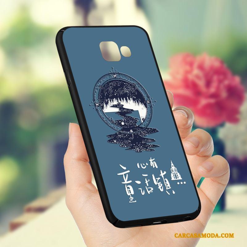 Samsung Galaxy A9 Funda Silicona Creativo Carcasa Nobuck Todo Incluido Duro Nuevo