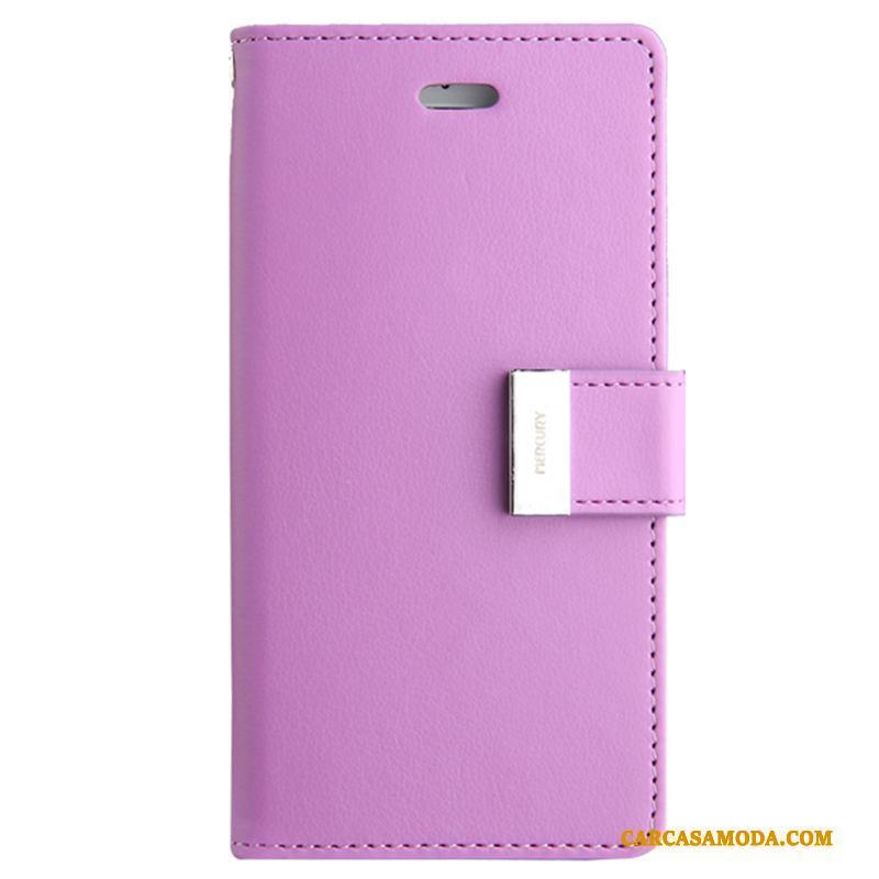 iPhone 7 Plus Folio Suave Funda De Cuero Amarillo Silicona Anti-caída Protección
