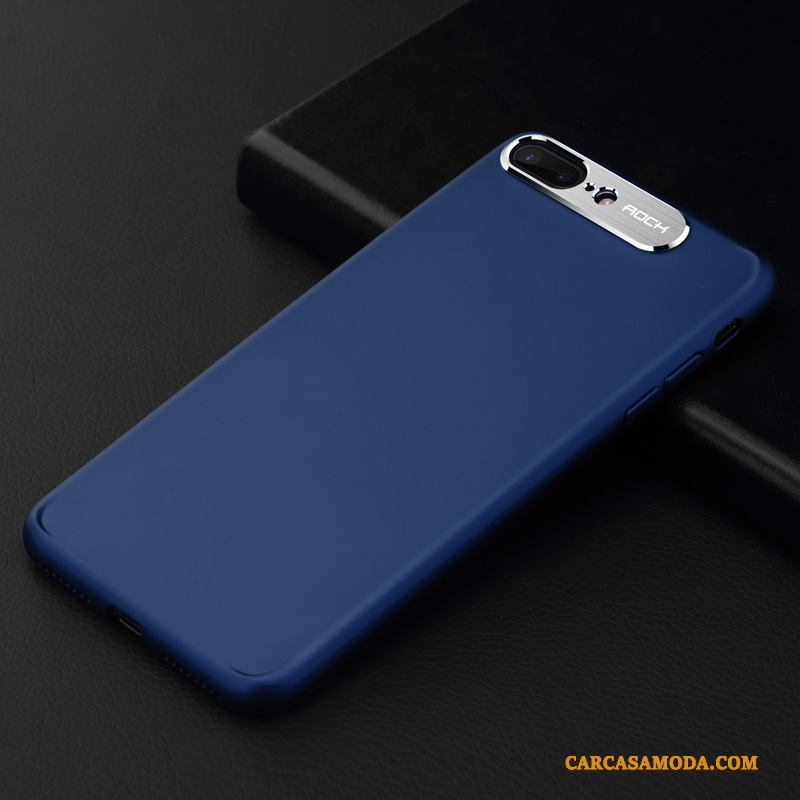iPhone 8 Plus Todo Incluido Nuevo Carcasa Funda Silicona Tendencia Transparente Delgado