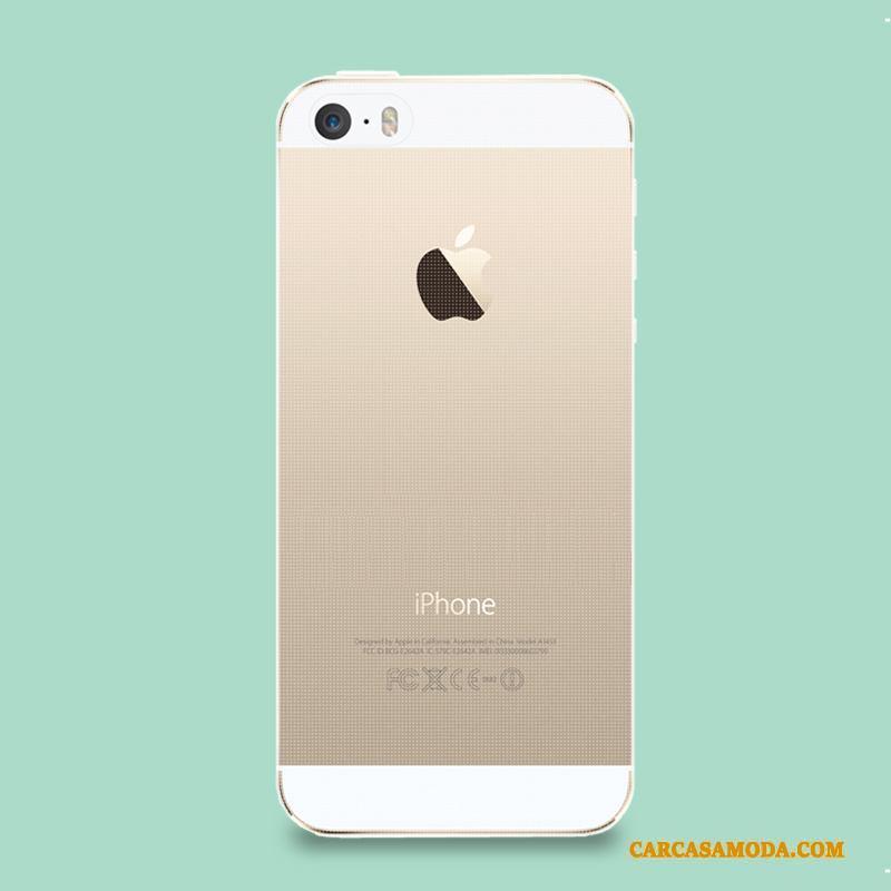 iPhone Se Carcasa Pu Teléfono Móvil Silicona Funda Suave Nuevo