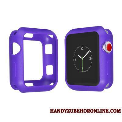 Apple Watch Series 2 Silicona Color Funda Anti-caída Carcasa Suave Todo Incluido