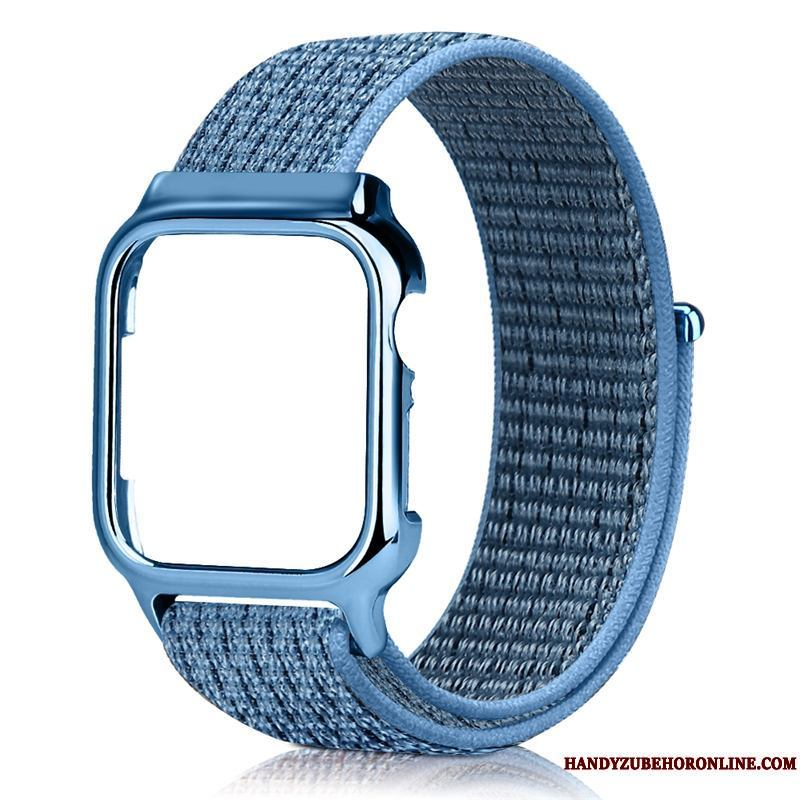 Apple Watch Series 2 Tendencia Personalidad Azul Funda Creativo Nylon