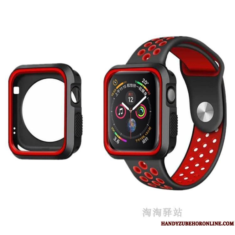 Apple Watch Series 5 Funda Silicona Sport Anti-caída Carcasa Suave Protección