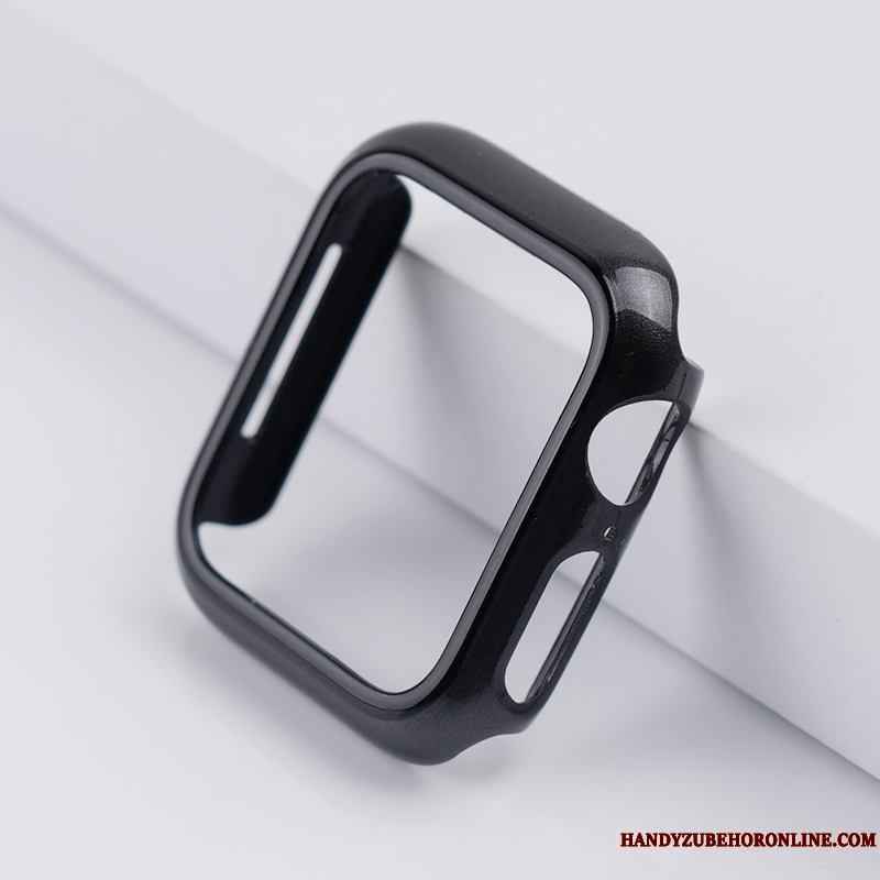 Apple Watch Series 5 Negro Universal Bolsa Anti-caída Funda Bicolor Carcasa