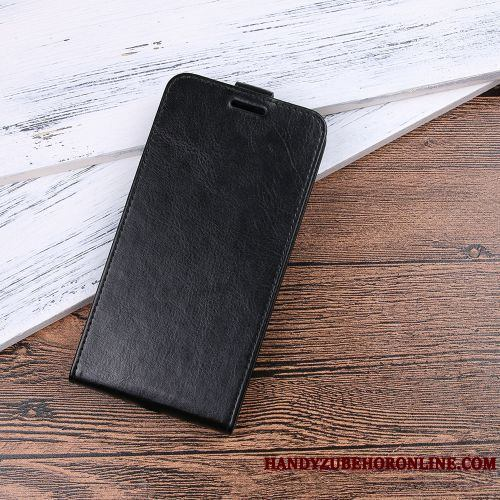 Moto G8 Plus Tendencia Simple Funda De Cuero Folio Protección Business Carcasa