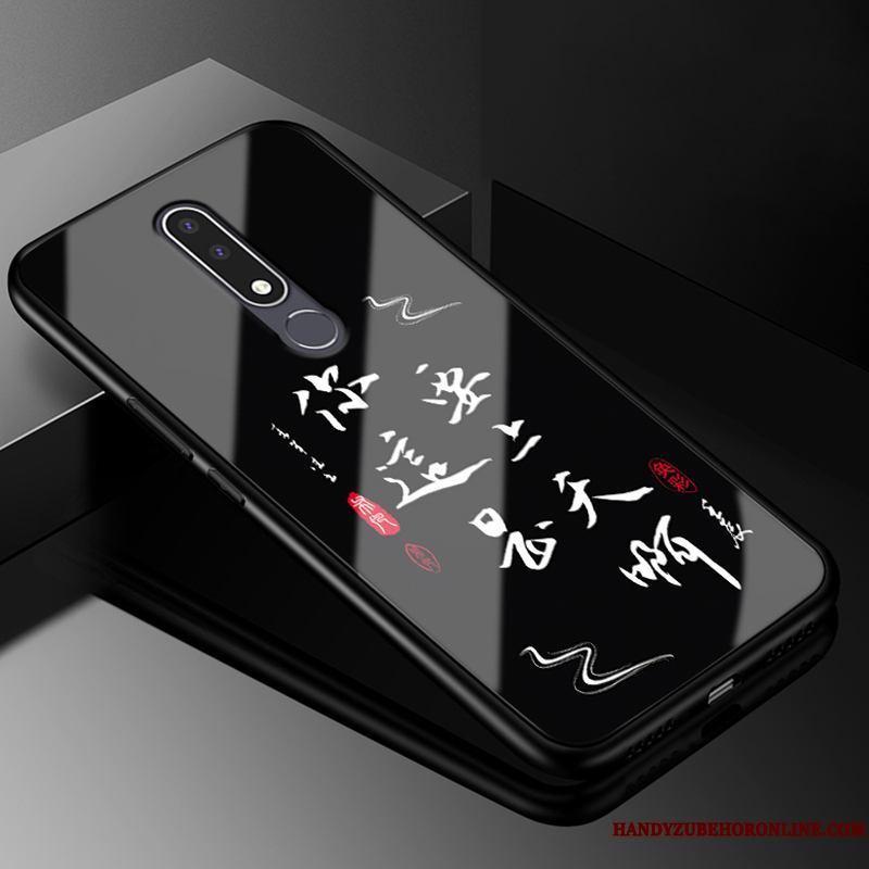 Nokia 3.1 Plus Funda Personalidad Carcasa Moda Silicona Protección Suave Todo Incluido