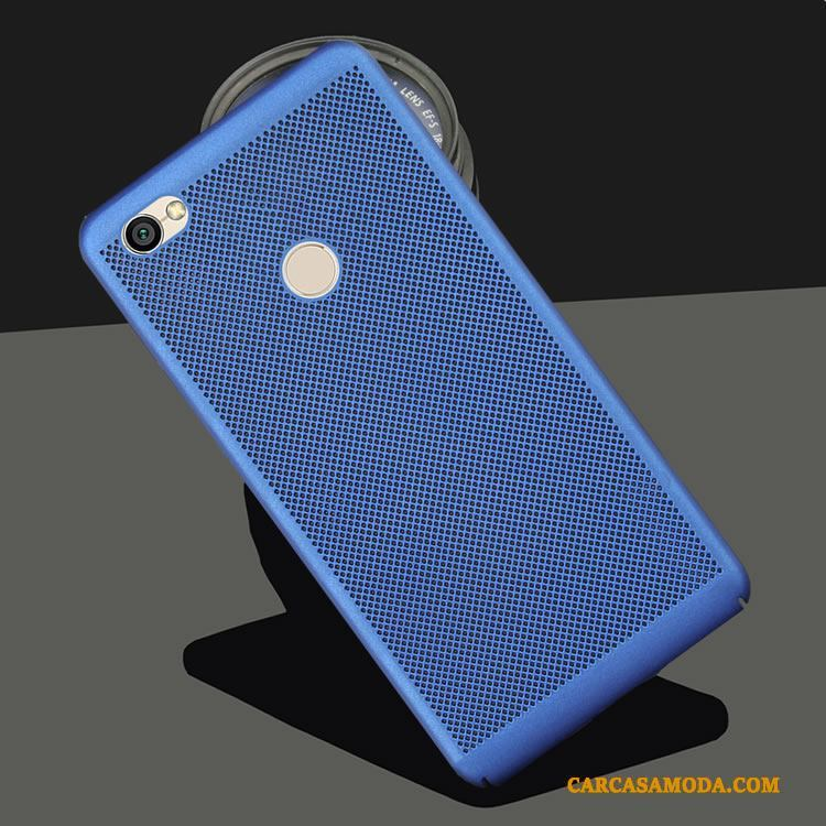 Redmi Note 5a Net Protección Color Azul Funda Silicona Alto Transpirable