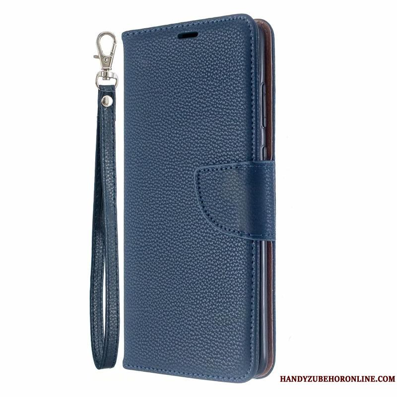 Samsung Galaxy A51 Creativo Business Folio Suave Marca Tendencia Funda Anti-caída