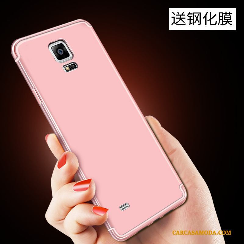be2f64d5ccf Samsung Galaxy S5 Carcasa Funda Protección Estrellas Rosa Silicona Azul  Baratos